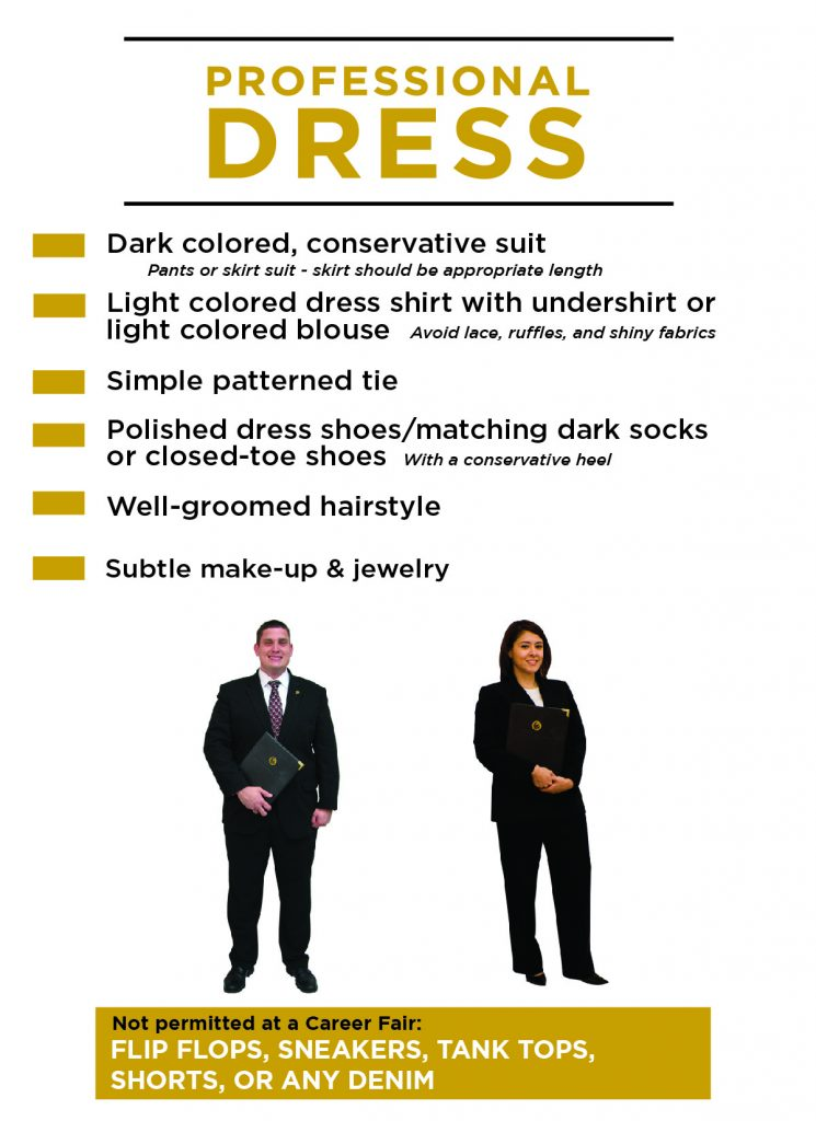 Professional Dress Tips
