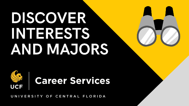 Discover Interests and UCF Majors LinkedIn Learning Path